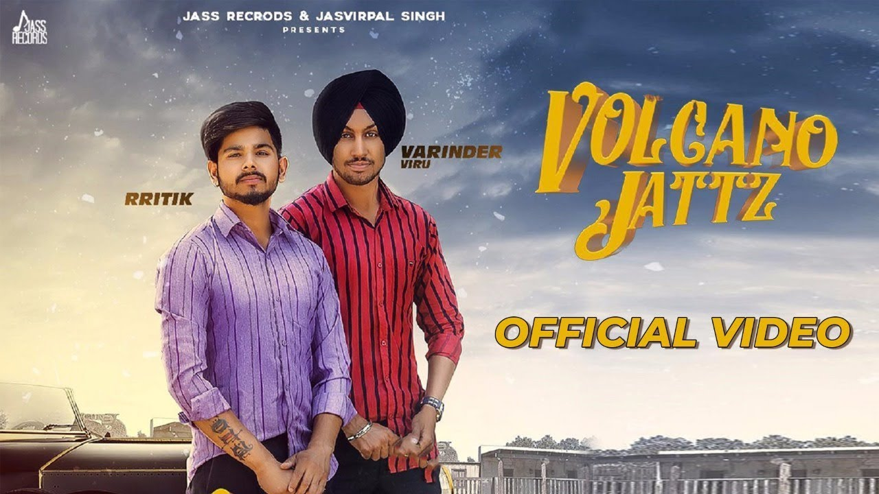 Volcano Jattz Punjabi Song Lyrics – Rritik