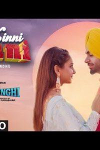 Kinni Sohni Full Punjabi Song Lyrics –Kaptaan