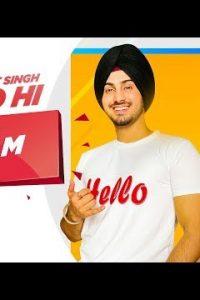 Hello Hi Full Punjabi Song Lyrics – Rana
