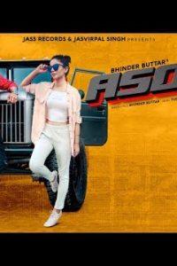 Asool Full Punjabi Song Lyrics – Bhinder Buttar