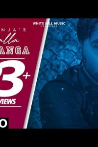 Kalla Changa Full Punjabi Song Lyrics –Jaani