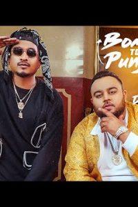 Bombay To Punjab Full Punjabi Song Lyrics –Karan Aujla