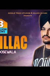 Cadillac Full Punjabi Song Lyrics –Sidhu Moosewala