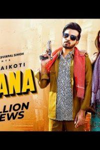 Zamana Full Punjabi Song Lyrics –Happy Raikoti Ft.Afsana Khan