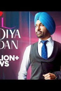 Dil Diya Fardan Full Punjabi Song Lyrics –Harjit Harman