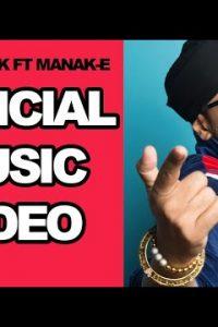 SOCIAL DISDANCING Full Punjabi Song Lyrics –Manj Musik & Manak-E