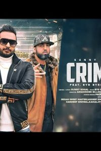 Criminal Full Punjabi Song Lyrics –Sunny Sohal