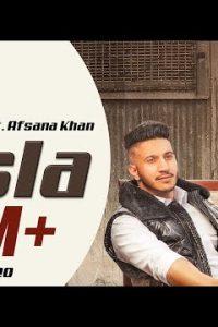 Asla Full Punjabi Song Lyrics –Preeta