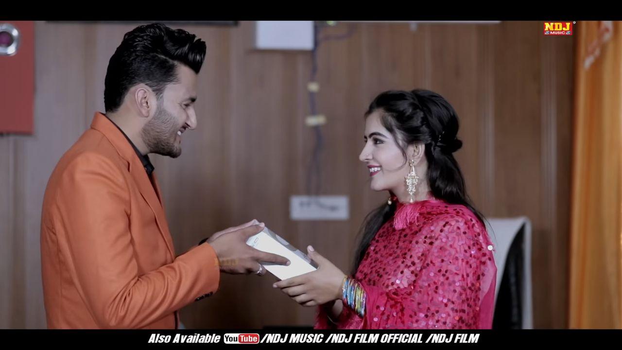 एक बेवफा ने करके याद Haryanvi song Lyrics –Ajru Nidani