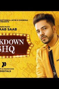 Lockdown Ishq Full Punjabi Song Lyrics – Nawaab Saab