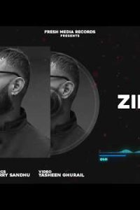 Zindagi – Chingari Full Punjabi Song Lyrics –Garry Sandhu