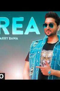 Area punjabi song  Lyrics –Garry Bawa