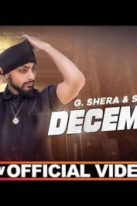 December punjabi song  Lyrics –G Shera, Simrat Kaur