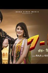 7-51 punjabi Lyrics – Raji Ft. Gurlez Akhtar