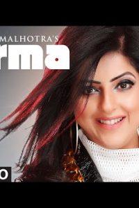 Surma Full Punjabi Song Lyrics –Mehak Malhota
