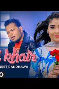 Teri Khair Full Punjabi Song Lyrics –Puneet Randhawa