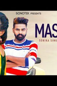 Mastani Haryanvi song Lyrics –Sonika Singh & Sunil Beniwal