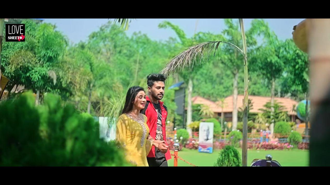 Saanson Ka Chalna Tham Sa Gaya hindi song Lyrics –Raktim Chowdhury & Ashis Kumar