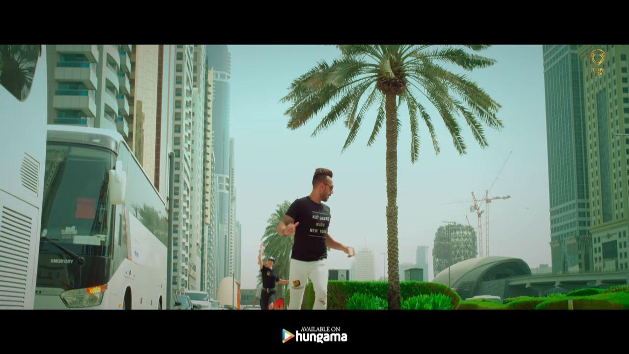 Tu Meri Main Tera punjabi song  Lyrics – Danny Dhillon