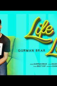 Life Line punjabi song  Lyrics –Gurman Brar