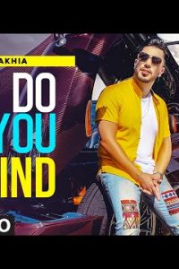 Do You Mind punjabi song Lyrics–Gitaz Bindrakhia