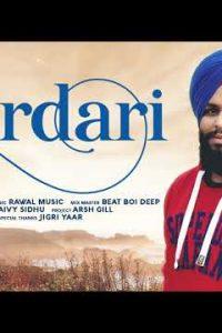 Sardari punjabi song  Lyrics –Ravjot