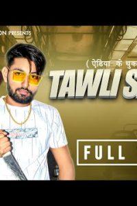 Tawli Sarak Haryanvi song Lyrics –TR