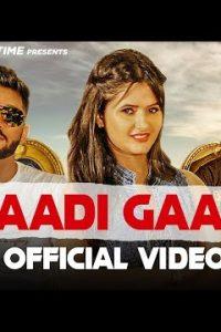 GAADI GAADI Haryanvi song Lyrics–SEMICOLON
