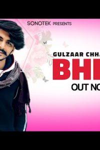 Bhen Haryanvi song Lyrics –Gulzaar Chhaniwala