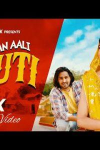Madkan Aali Jutti Haryanvi song Lyrics –Ajesh Kumar, Komal Jangra
