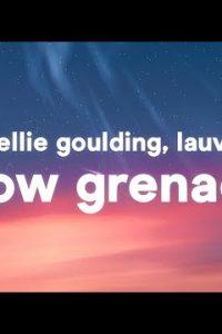 Slow Grenade english Lyrics –Ellie Goulding