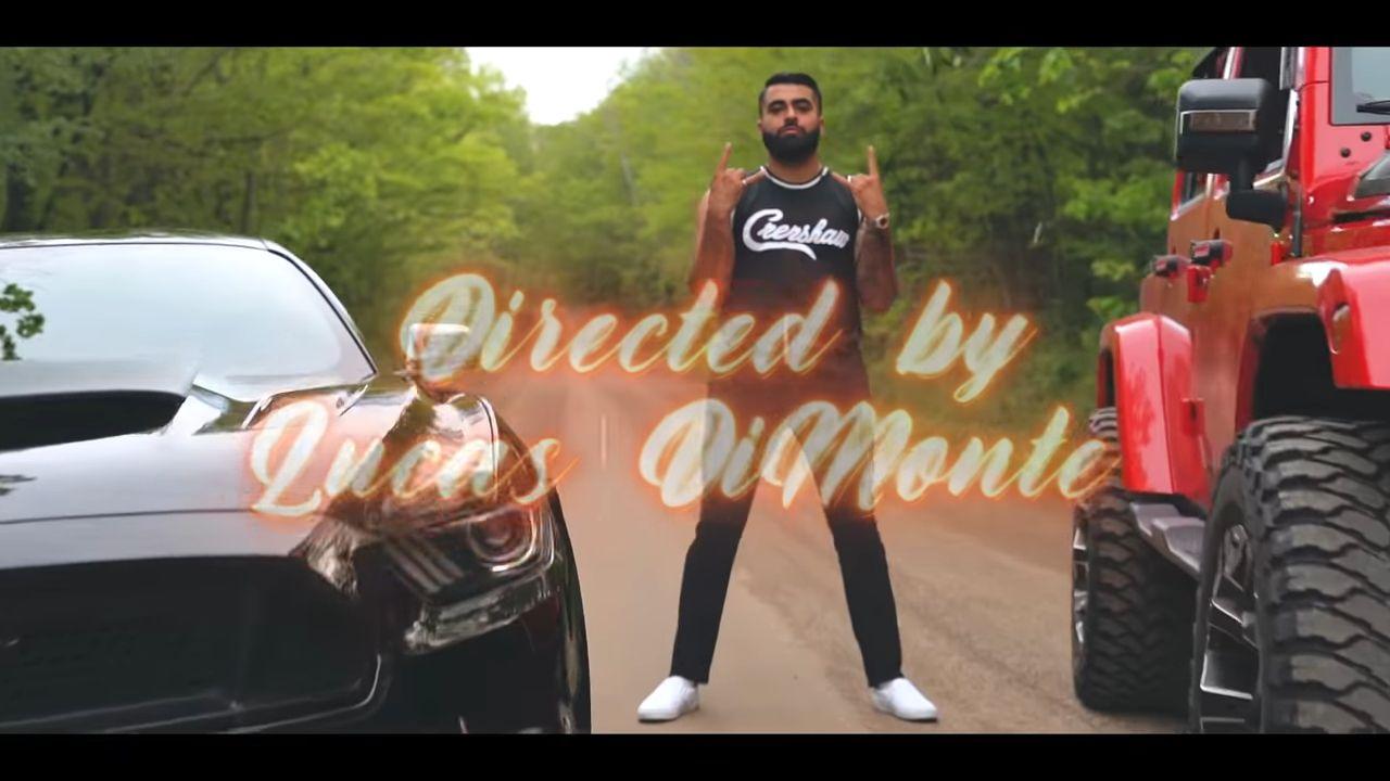Blame punjabi song Lyrics–Monu