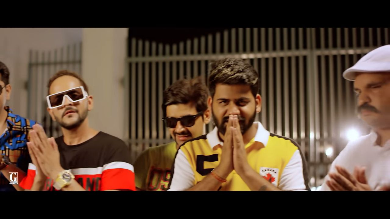 Brotherhood Haryanvi song Lyrics–MD Desi Rockstar
