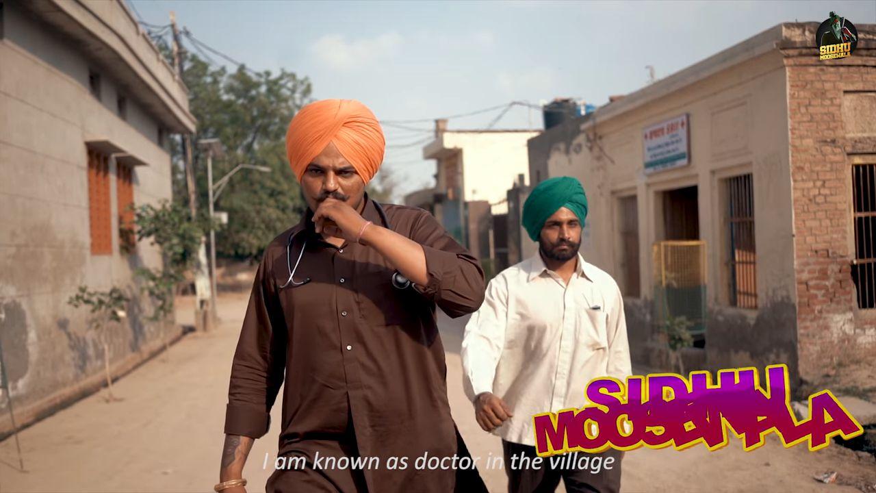 Doctor punjabi song Lyrics–Sidhu Moose Wala