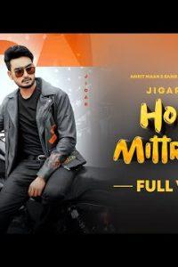 Hoor Mittra Di punjabi song Lyrics–Jigar Ft Sara Gurpal