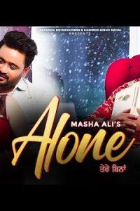 ALONE Tere Bina punjabi song Lyrics–Masha Ali