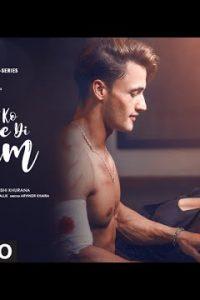 Dil Ko Maine Di Kasam hindi song Lyrics –Amaal Mallik ft. Arijit Singh