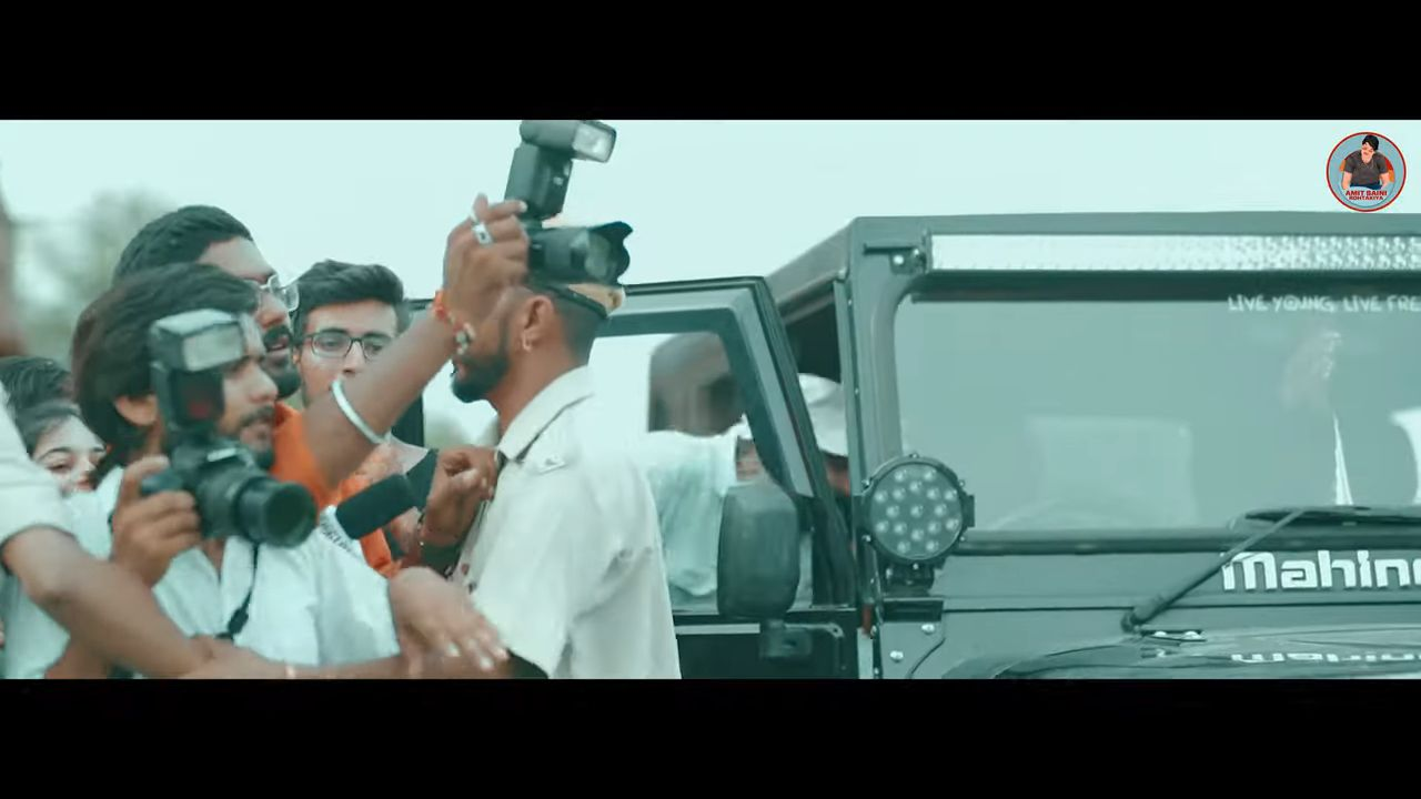 Vivaad विवाद Haryanvi song Lyrics–Amit Saini Rohtakiya