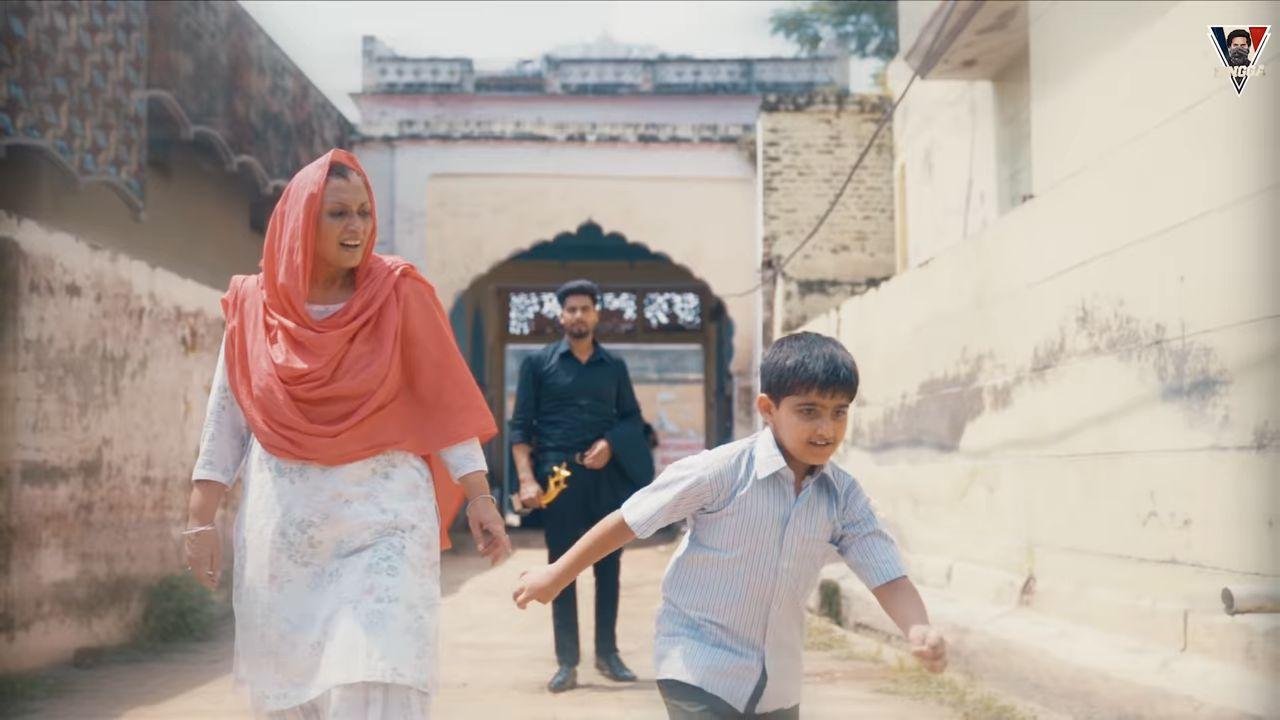 Ik Supna punjabi song Lyrics–Singga
