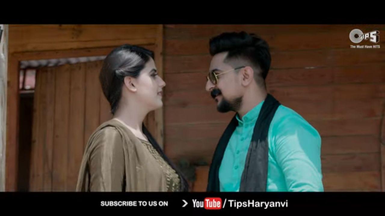 Jaan Jaan Haryanvi song Lyrics–Somvir   Renuka Panwar