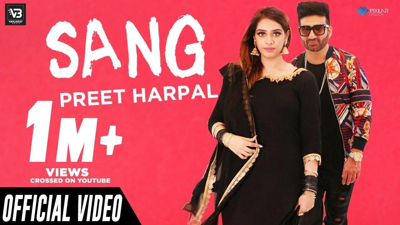 Sang punjabi song Lyrics–Preet Harpal