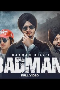 Badman punjabi song Lyrics–Harman Gill