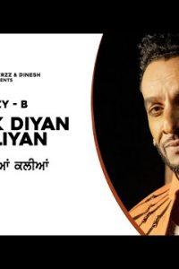 Manak Diyan Kalliyan punjabi song Lyrics–Jazzy B