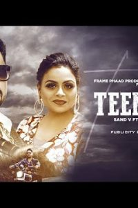 Teenager punjabi song Lyrics–Sand V ft Gurlez Akhtar