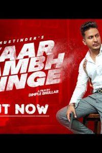 Yaar Sambh Lainge punjabi song Lyrics–Hustinder