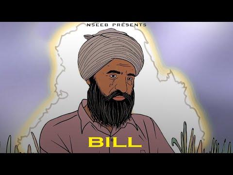 Bill punjabi song Lyrics–NseeB