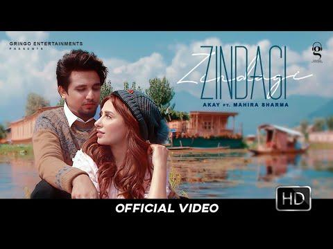 Zindagi punjabi song Lyrics–Akay