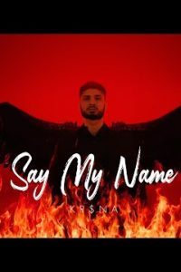 SAY MY NAME hindi song Lyrics –krsna