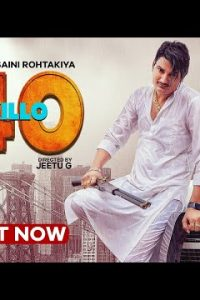 40 Killo Haryanvi song Lyrics–Amit Saini Rohtakiya