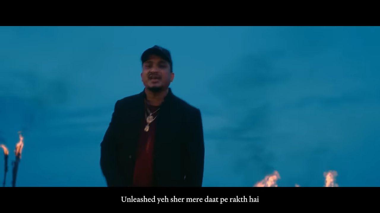 Punya Paap hindi song Lyrics –DIVINE